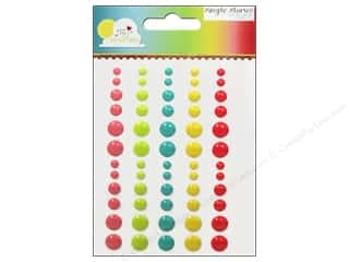 Captions mm: Simple Stories Sticker Good Day Sunshine Enamel Dots