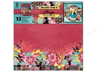 Weekly Specials Paper Packs: Hot Off The Press Paper Pack 12x12 Mirage