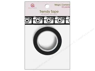 Glue and Adhesives Queen&Co Trendy Tape: Queen&Co Trendy Tape 10yd Magic Camera
