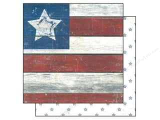 "Papers Americana: Simple Stories Paper 12""x 12"" Sea To Shining Sea Celebrate (25 pieces)"
