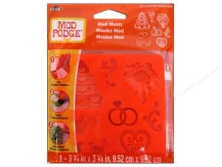 Glues/Adhesives Wedding: Plaid Mod Podge Tools Mod Mold Wedding