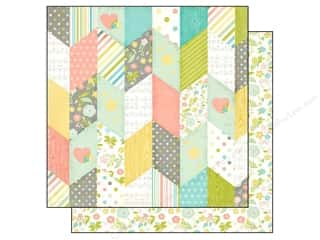 Simple Stories Paper 12x12 Hello Baby So Sweet (25 piece)