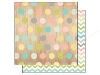 "Simple Stories Designer Papers & Cardstock: Simple Stories Paper 12""x 12"" Hello Baby Adorable (25 pieces)"