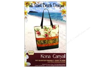 Sand $1 - $2: Pink Sand Beach Designs Kona Carryall Pattern