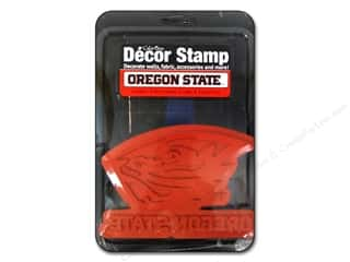 Home Decor Sports: ColorBox Stamp Decor Oregon State University