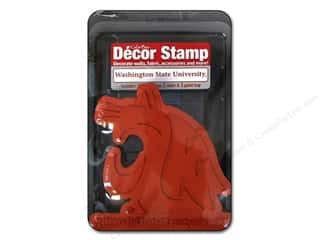 Home Decor Sports: ColorBox Stamp Decor Washington State University