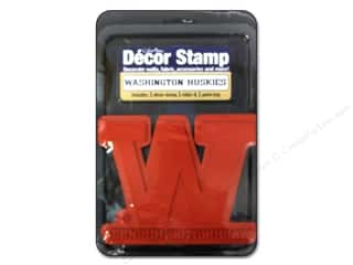 Home Decor Sports: ColorBox Stamp Decor University of Washington