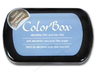ColorBox Paints: ColorBox Archival Dye Inkpad Full Size Mist