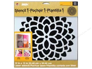 Weekly Specials Scrapbooking Kits: Plaid Stencil FolkArt Designer Mum