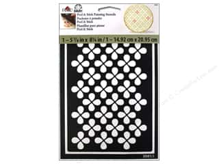 2013 Crafties - Best Adhesive: Plaid Stencil Folkart Peel & Stick Clover