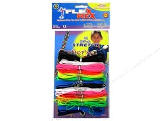 Pepperell Braiding Co. Kid Kit: Pepperell Vinyl Craft Lace Rexlace Super Value Pack Flex Rex
