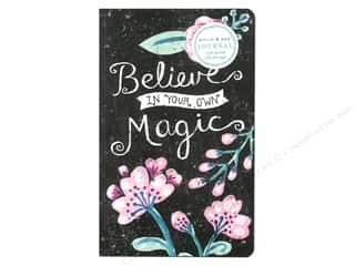 Molly & Rex Tall Journal Soft Cover Chalkbd Magic