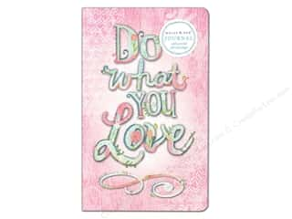 Art Institute Glitter $4 - $5: Molly & Rex Tall Journal Soft Cover Do What You Love