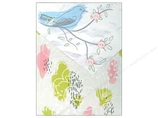 Molly & Rex Note Button Pocket Pad Bird Sketch (2 piece)