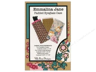 Sweet Jane Quilting Designs: Villa Rosa Designs Emmalina Jane Eyeglass Case Pattern