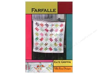 Brookshier Design Studio Charm Pack Patterns: Villa Rosa Designs Farfalle Pattern