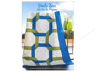 Landauer Sewing & Quilting: Landauer Daily Zen Quilts & Projects Book