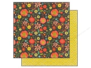 Echo Park Paper 12x12 Simple Life Large Floral (25 piece)