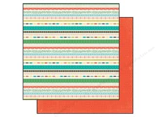 Back To School Echo Park 12 x 12 in. Paper: Echo Park 12 x 12 in. Paper Simple Life Collection Noteworthy (25 pieces)