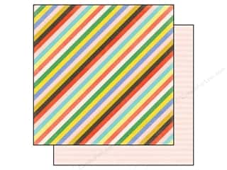 Echo Park Paper 12x12 Simple Life Simple Stripes (25 piece)