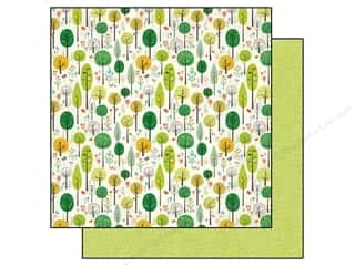 Echo Park 12 x 12 in. Paper Simple Life Fancy Forest (25 piece)