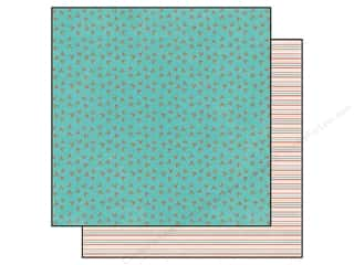 Echo Park 12 x 12 in. Paper Simple Life Rose Buds (25 piece)