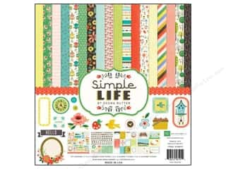 Echo Park Collection Kit Simple Life