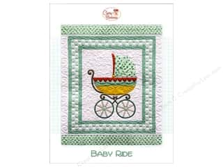 Fabric Baby: Cherry Blossoms Quilting Baby Ride Pattern