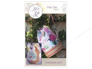 Kati Cupcake Pattern Co Tote Bags / Purses Patterns: Kenzie Mac & Co Mac Sac Bag Pattern