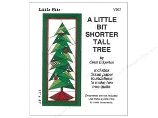 home decor pattern: A Very Special Collection A Little Bit Shorter Tall Tree Pattern