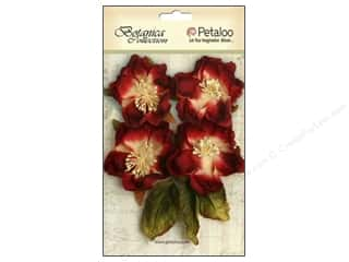 Petaloo Botanica Blooms Red