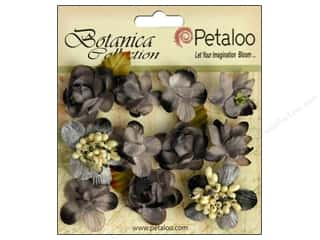 Grey: Petaloo Botanica Collection Minis Charcoal Grey