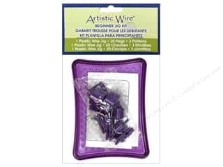 Beading & Jewelry Making Supplies Artistic Wire™: Artistic Wire Tool Thing-A-Ma-Jig Beginner Jig Kit