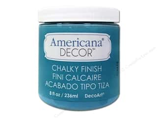 Home Decor Americana: DecoArt Americana Decor Chalky Finish Escape 8oz