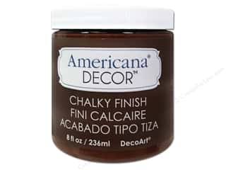 Home Decor Americana: DecoArt Americana Decor Chalky Finish Rustic 8oz