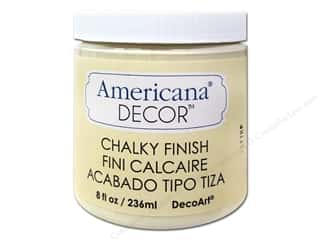 New Years Resolution Sale Snapware: DecoArt Americana Decor Chalky Finish Whisper 8oz