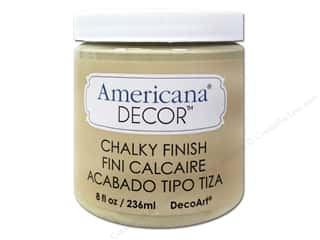 Americana: DecoArt Americana Decor Chalky Finish Timeless 8oz