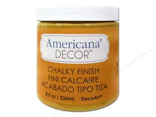 Finishes 8 oz: DecoArt Americana Decor Chalky Finish Inheritance 8oz