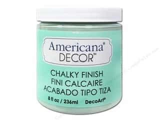 Sale Americana: DecoArt Americana Decor Chalky Finish Refreshing 8oz