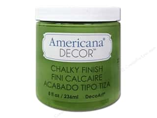 Paints New: DecoArt Americana Decor Chalky Finish New Life 8oz