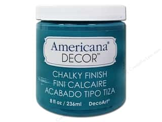 Home Decor Americana: DecoArt Americana Decor Chalky Finish Treasure 8oz