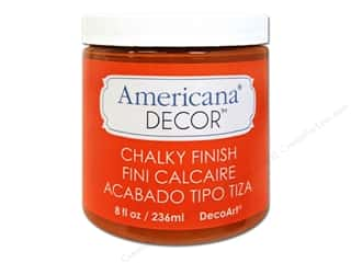Americana Sale: DecoArt Americana Decor Chalky Finish Heritage 8oz
