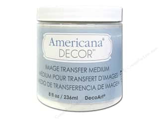Americana Clear: DecoArt Americana Decor Image Transfer Medium 8oz