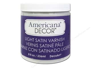 DecoArt Americana Decor Varnish Light Satin