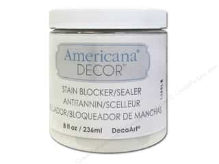 Americana: DecoArt Americana Decor Stain Blocker & Sealer 8oz