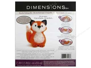weekly specials Dimensions Applique Kit: Dimensions Needle Felting Kits Fox