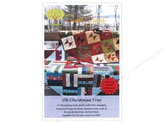 Sweet Jane Quilting Designs: Sweet Jane's Designs Oh Christmas Tree Pattern