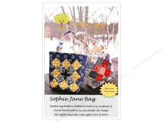 Sweet Jane Quilting Designs: Sweet Jane's Designs Sophie Jane Bag Pattern