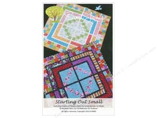 Sweet Jane Quilting Designs: Sweet Jane's Designs Starting Out Small Pattern