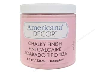 Home Decor Americana: DecoArt Americana Decor Chalky Finish Innocence 8oz